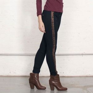 Rag and Bone Bengal Midnight Skinny Jeans